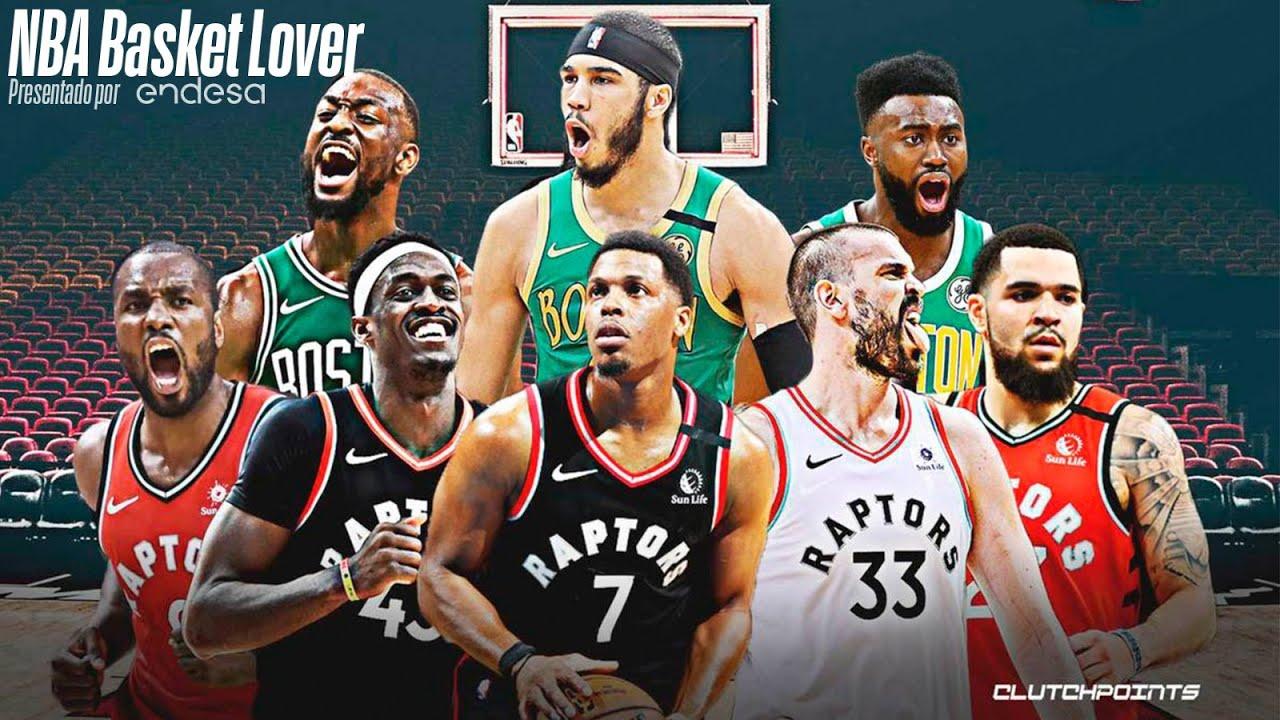 ¿Celtics o Raptors? ¡Locura de séptimo! ¡Y actualidad NBA! NBA Basket Lover