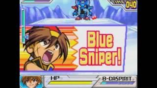 Battle B-Daman Game Boy Gameplay - Gamplay Footage 2