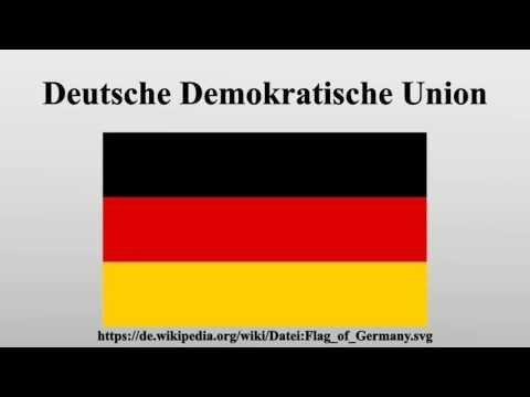 Deutsche Demokratische Union