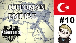 HoI4 - Kaiserreich - Ottoman Turkey - Curing the Sick Man - Part 10