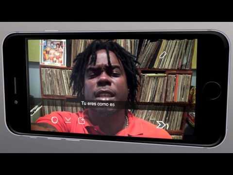 Kafu Banton - DIME QUE SI - VIDEO LYRICS