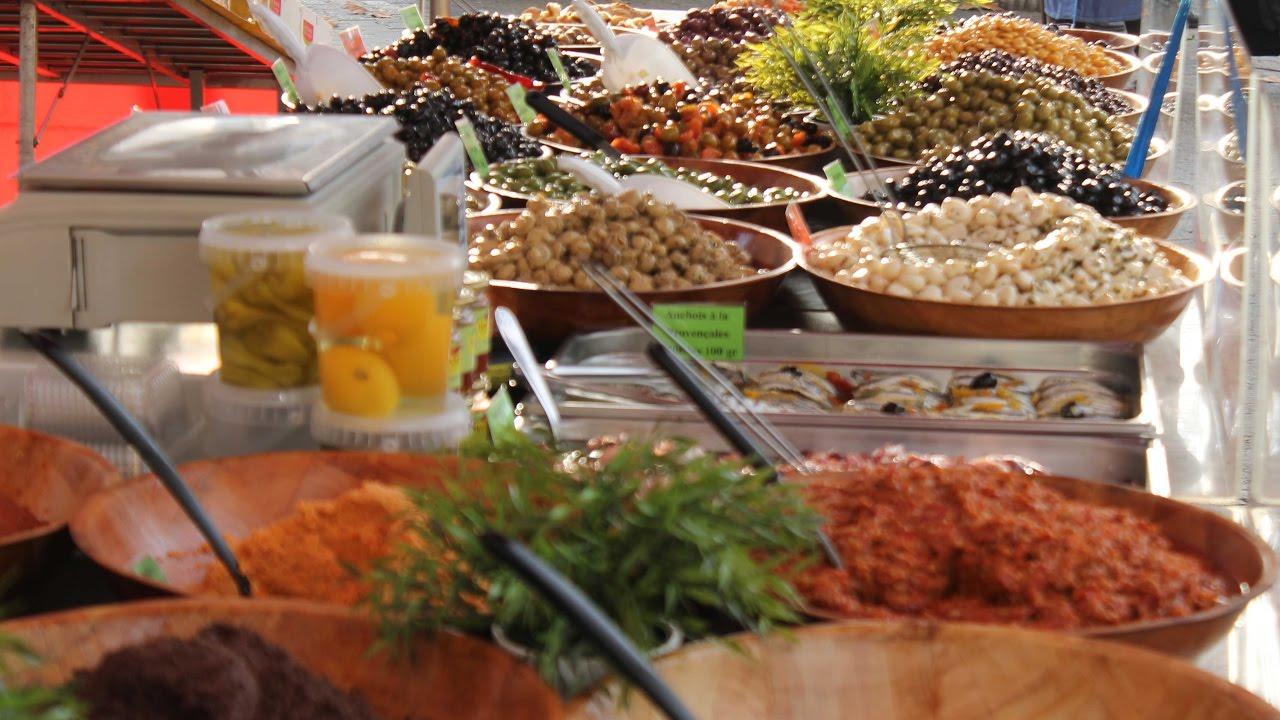 Chez matthieu march olives tapenades et fruits secs for Alentours montpellier