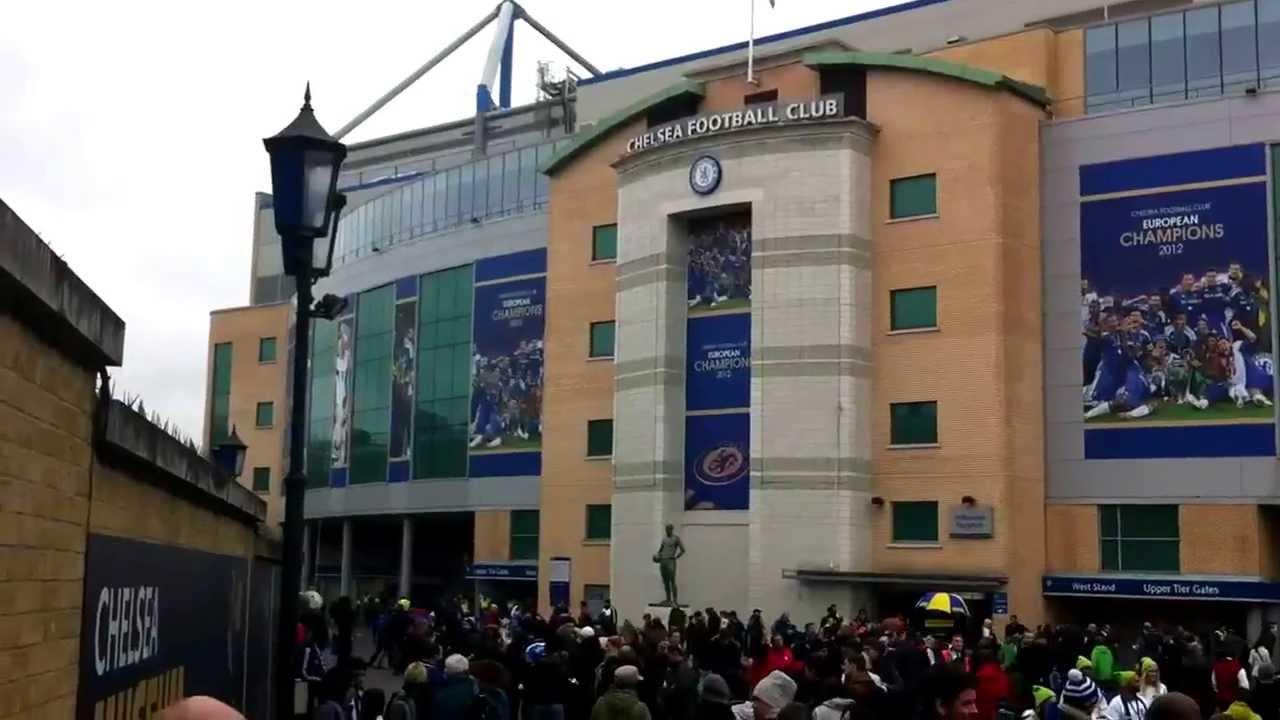 La Administración da luz verde al Chelsea para remodelar el Stamford Brigde
