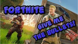 Fortnite Battle Royale | CARLOS GIVE ME THE BULLETS