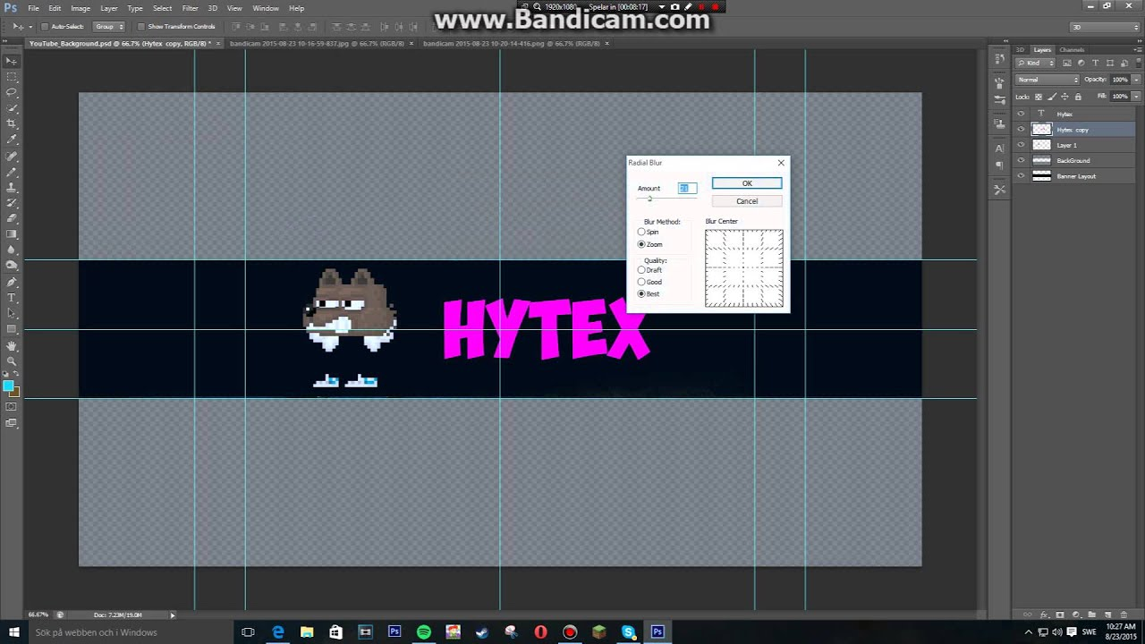 Making a growtopia youtube banner - Hytex Gaming - YouTube