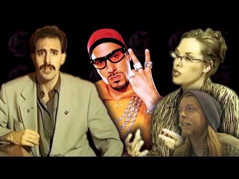 Borat Dating: Da Ali G Show | Sacha Baron Cohen(REACTION)