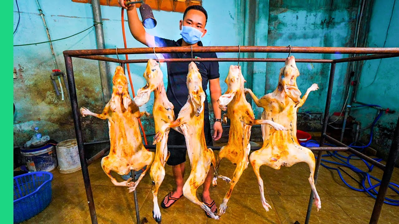 Asia's Strange Meat Secret!! Why don't more people eat this??