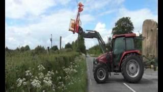 Tractor loader mod 7