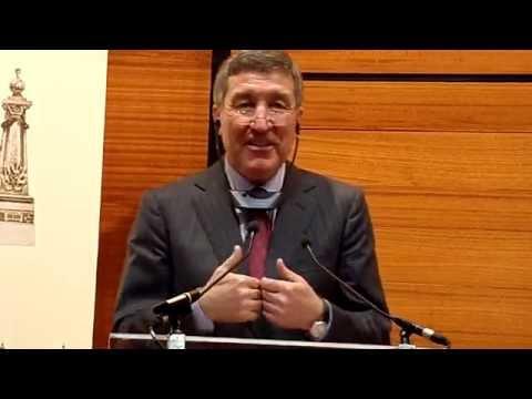 Youri Chafranik, président de l'Union des producteurs de gaz et de pétrole de Russie