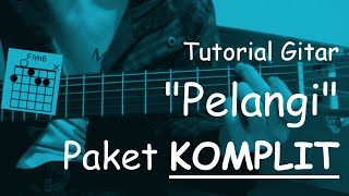 Belajar Lagu (Pelangi - Hivi) + Paket Komplit