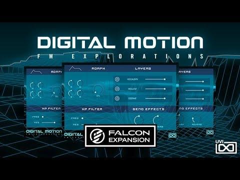 UVI Digital Motion for Falcon | Trailer