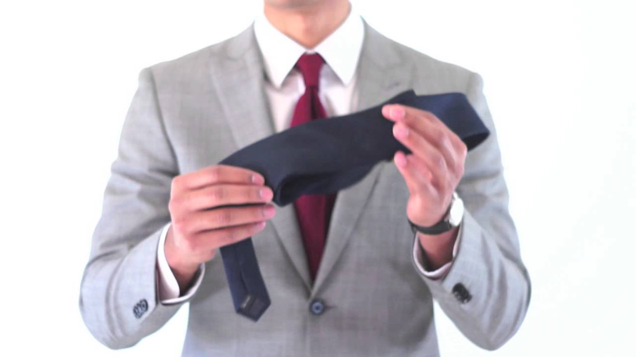 The tie bar faux grenadine tie review youtube ccuart Images