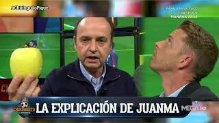 Juanma Rodríguez EXPLICA el 'CASO Piqué'...¡¡CON PERAS🍐 Y MANZANAS🍏!!.