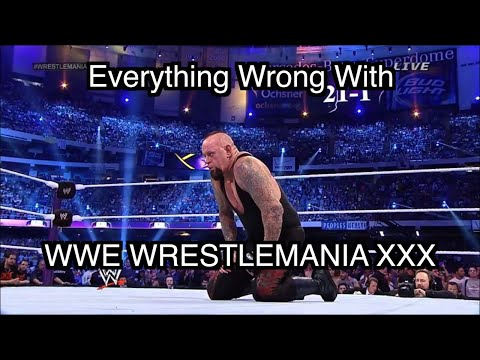 Episode #88: Everything Wrong With WWE WrestleMania 30