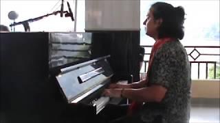 Kolaborasi - 1 :  Piano Dan Musik Tradisional Batak Uning-Uningan - Stafaband