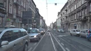 Tramwaje Śląskie - Katowice Rynek - Katowice Brynów - przejazd tramwajem linii nr 6