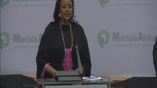 African Union holds historic first ever debate for chairperson candidates