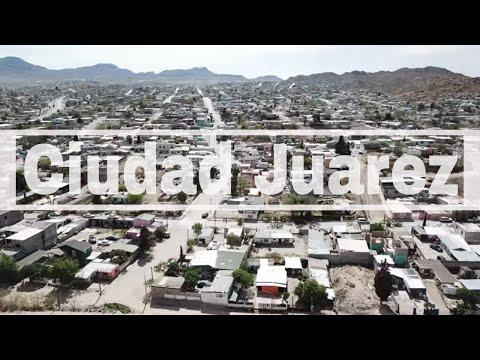 Drone Ciudad Juarez, Mexico