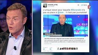 """Christophe Hondelatte au sujet de Jean-Marc Morandini: """"C'est un immense pervers"""" #ONPC"""