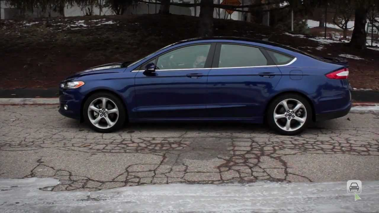 2013 Ford Fusion Se Review Lotpro Youtube
