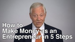 Make Money as an Entrepreneur in 5 Simple Steps