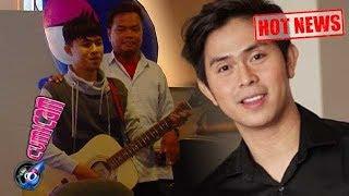 Suara Mirip Cakra Khan, Bambang Ngamen di Redaksi Cumicumi.com - Cumicam