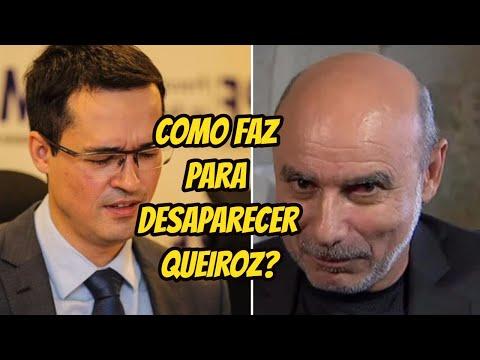 Desculpas do Deltan estão acabando. Talvez seja melhor perguntar ao Queiroz como sumir...