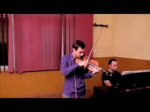 Leonard Furda - Khachaturian-Heifetz - Sabre dance