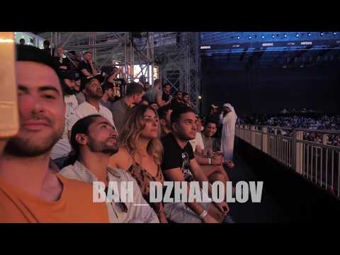 Победа Ислама Махачева на турнире UFC 242