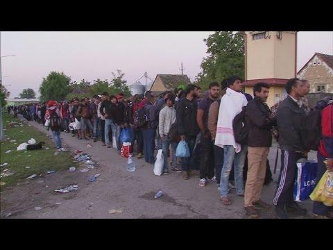 Migration crisis: Croatia closes borders