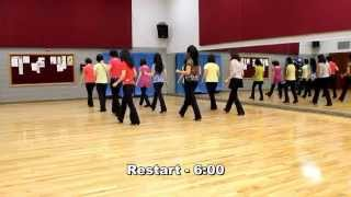 Celtic Heartbeat - Line Dance (Dance & Teach in English & 中文)