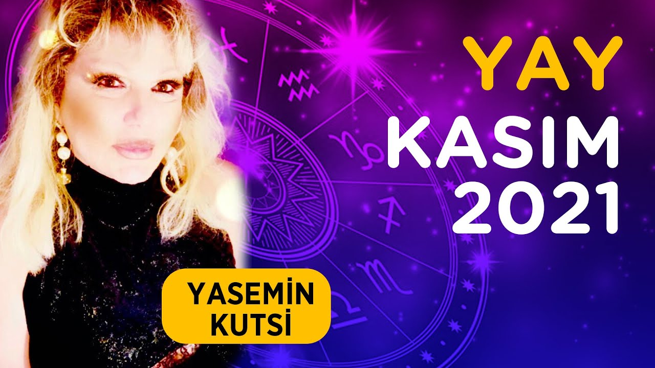 Yasemin Kutsi YAY Kasım 2021