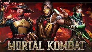 Mortal Kombat Mobile Live Stream. Best Characters in The Game? Best Teams.