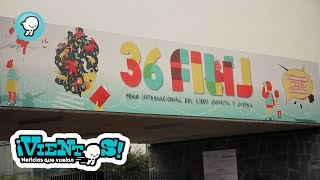"""ENTÉRATE: """"Feria Internacional del Libro Infantil y Juvenil"""""""