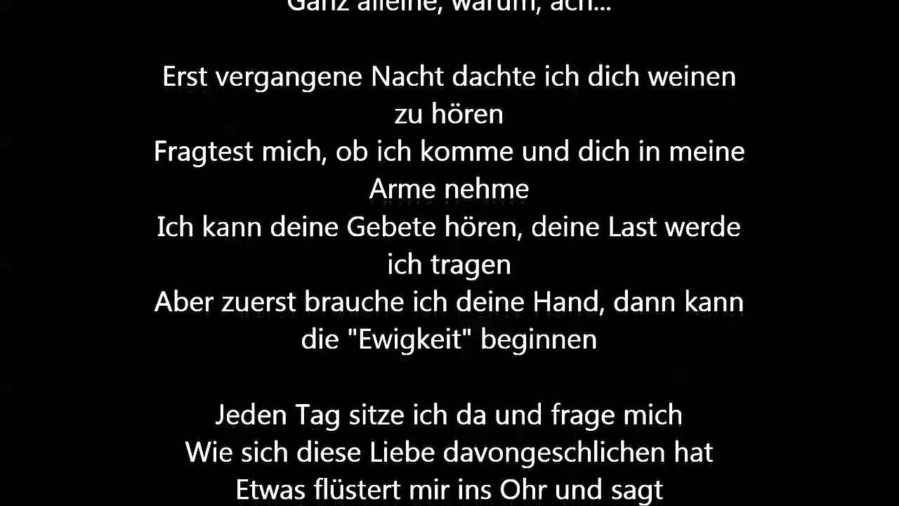 Michael Jackson - You Are Not Alone [Deutsche Übersetzung/ German ...