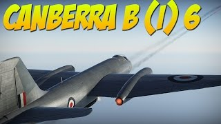 """ Cannon Canberra "" - War Thunder [RB B(i)6 Canberra]"