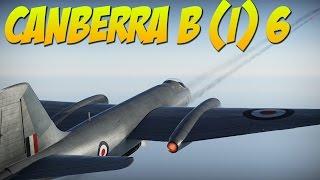 """ Cannon Canberra "" - War Thunder [RB B(i)6 Canberra]"
