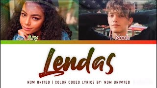 "Baixar NOW UNITED - ""Lendas"" 