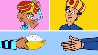 The Power of Compounding - Prof. Simply Simple & Suppandi (Hindi)