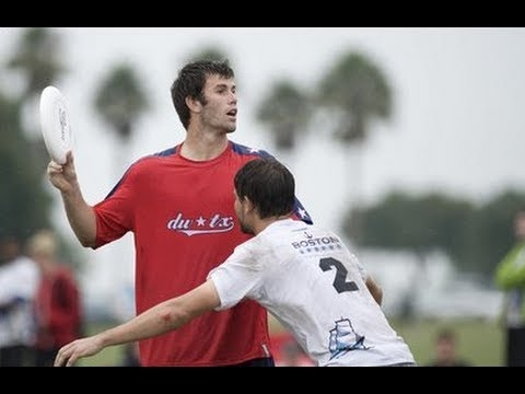 Brodie Smith Ultimate Frisbee Highlights 2011