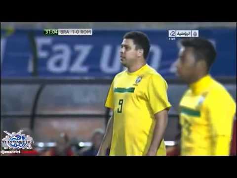 Những khoảnh khắc cuối cùng của huyền thoại Ronaldo béo trong tư cách cầu thủ