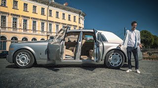 Unaffordable Luxury of Rolls-Royce Phantom