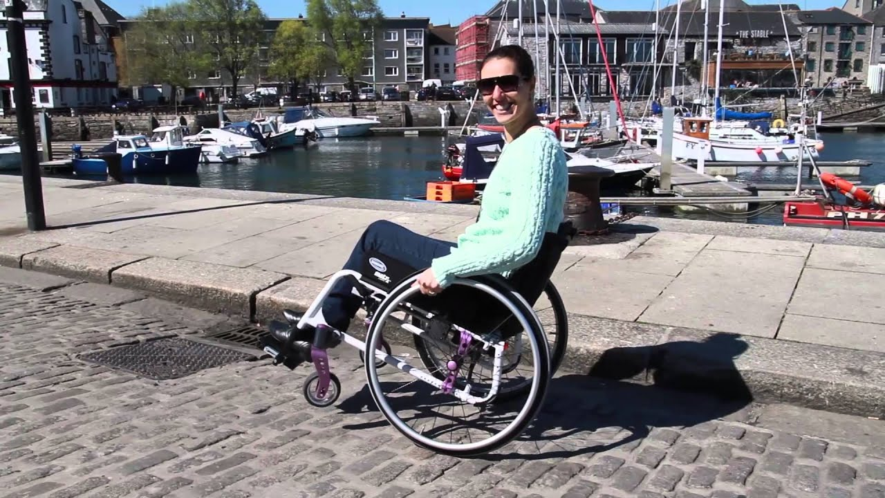 Invacare Action5 - A portable wheelchair for your lifestyle