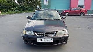 Народный автомобиль Сибири Nissan Sunny