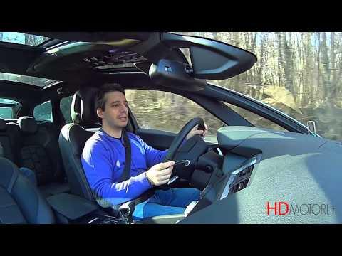 Citroen DS5 2.0 HDi test drive da HDmotori.it