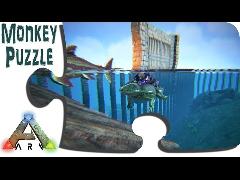Building the Harbor with the Diplocaulus + Ichthyosaur Tame - S3 Ep6 - Gaming Evolved + IronMine