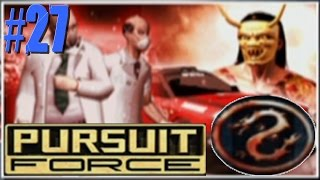 Pursuit Force - #27 - Killer 66 - Case 3: Synthetic Science