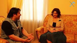 Сюжет беседы Вадима Арутюнова с первой леди Армении Анной Акопян.