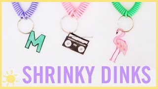 DIY | Magic Shrinking Charms!