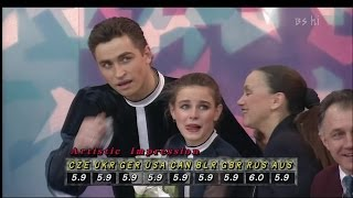 "[HD] Ekaterina Gordeeva and Sergei Grinkov 1994 Lillehammer Olympic FS ""Moonlight"", ""Pathétique"""
